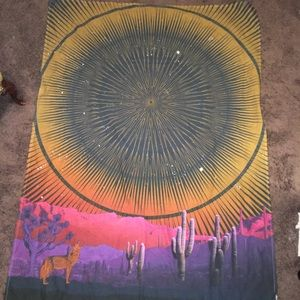 Urban Outfitters room tapestry